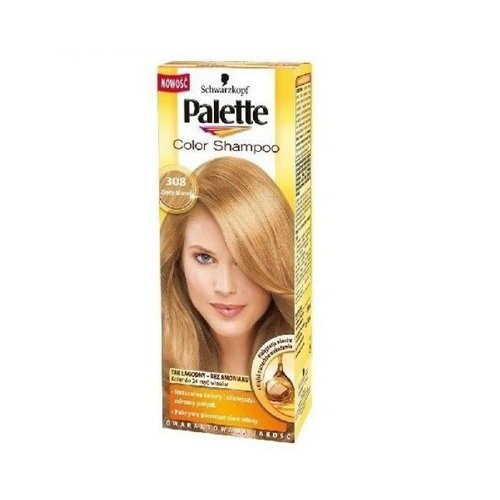 SCHWARZKOPF PALETTE- Color Shampoo 308 Zlocisty Blond