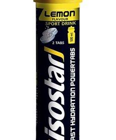 ISOSTAR Koncentrat Napoju Izotonicznego Smak Cytrynowy 10 Tabletek Musujących
