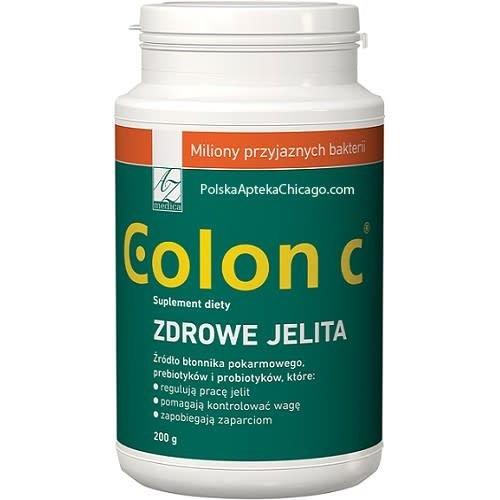 ORKLA HEALTH COLON C-  Zdrowe Jelita 200 g