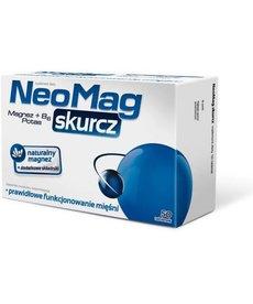 AFLOFARM NeoMag Skurcz 50 tabletek
