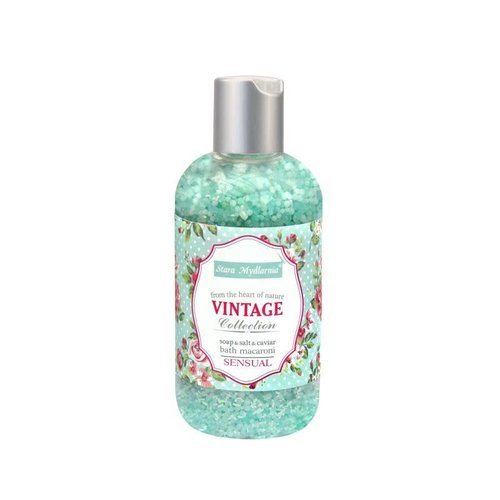 STARA MYDLARNIA Bath Macaroni Vintage Collection Sensual 250ml