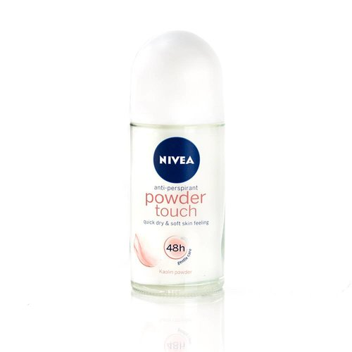 NIVEA Antyperspirant w Kulce Powder Touch 50ml