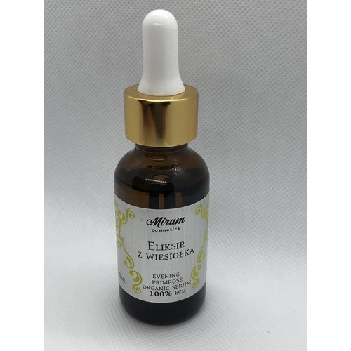 MIRUM COSMETICS Eliksir z Wiesiolka Evening Primrose Organic Serum 30ml