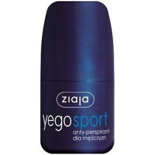 ZIAJA Yego Antyperspirant w Kulce Dla Mezczyzn Sport 60ml
