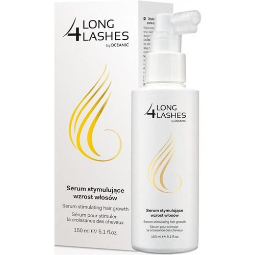 LONG4LASHES Serum Stymulujace Wzrost Wlosow 150ml.