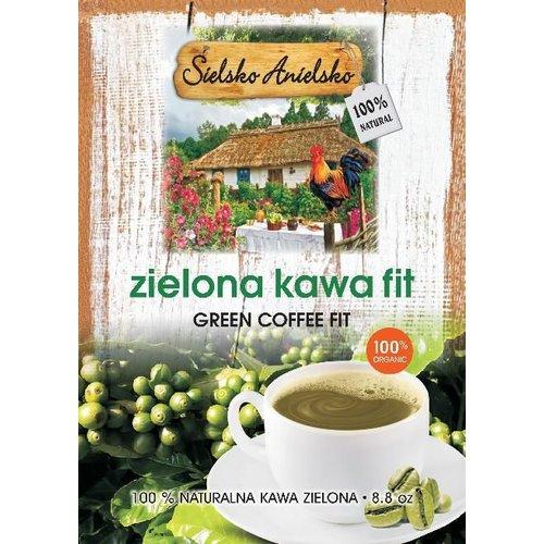SIELSKO ANIELSKO Zielona Kawa Fit- Green Coffee Fit  8.8 oz