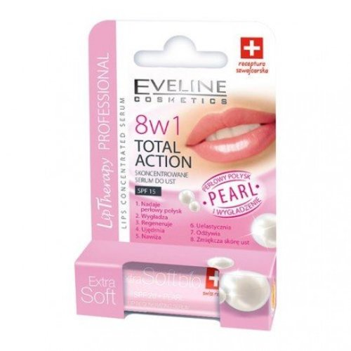 EVELINE 8w1 Total Action Serum do Ust