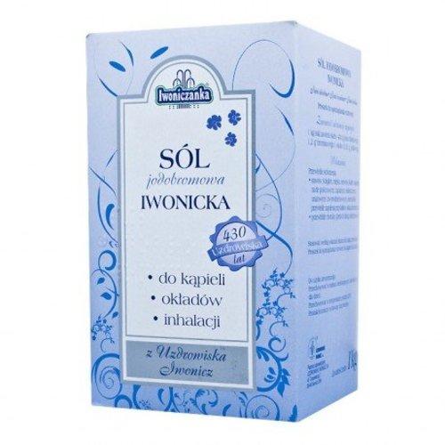 IWONICZANKA Sol Iwonicka Jodobromowa 1 kg