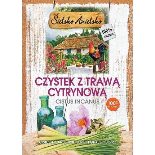 SIELSKO ANIELSKO Czystek z Trawa Cytrynowa 3.5 oz