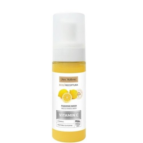 STARA MYDLARNIA STARA MYDLARNIA- Eco Receptura Foaming Wash Vitamin C  175ml