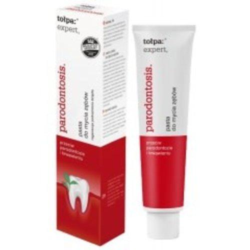 TORF CORPORATION TOLPA- Expert Paradontosis Pasta do  Zebow Przeciw Paradontozie i Krwawieniu 75 ml