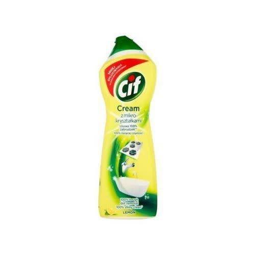 UNILEVER CIF- Cream z Mikro-Krysztalkami Lemon 780g