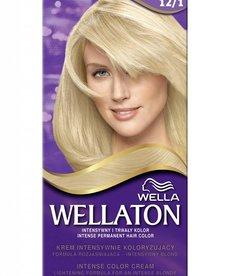 WELLA Wellaton Krem Intensywnie Koloryzujący Bardzo Jasny Popielaty Blond