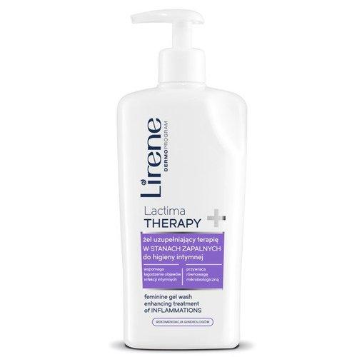 LIRENE Lactima Therapy - Zel do higieny Intymnej Lagodzacy Stany Zapalne 300ml