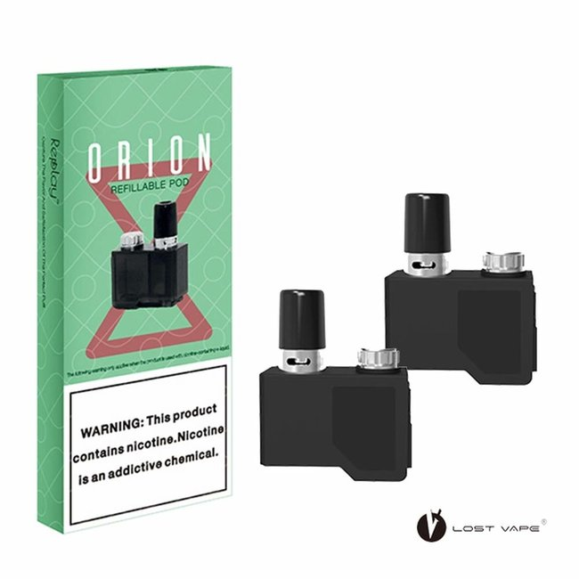 Lost Vape Orion DNA Go 2 Pack Replacement Pods