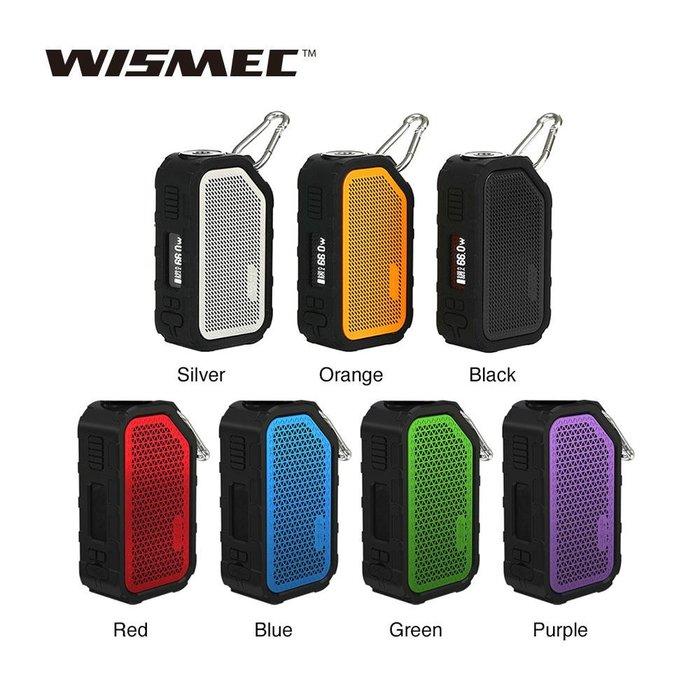 Wismec Active Bluetooth Music Box Mod 80w