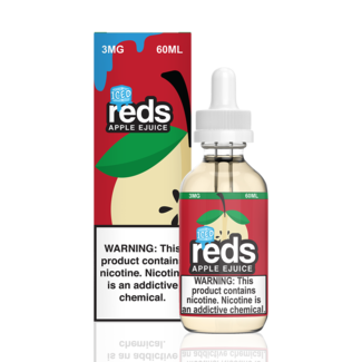 Red's Apple 7 Daze Reds Apple ICED 60 ml Bottle