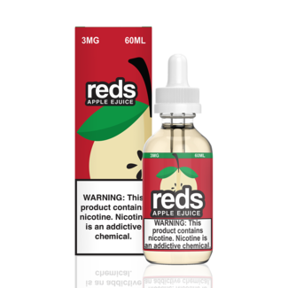 Red's Apple 7 Daze Reds Apple 60 ml Bottle