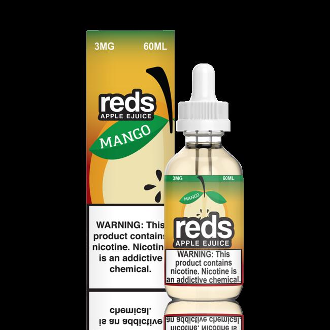 7 Daze Reds Apple 60 ml Bottle