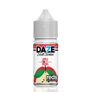 7 Daze 7 Daze Red's Salt 30 ml Bottle
