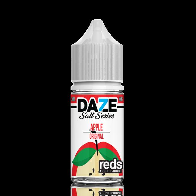 7 Daze 7 Daze Red's Salt 30 ml Bottle