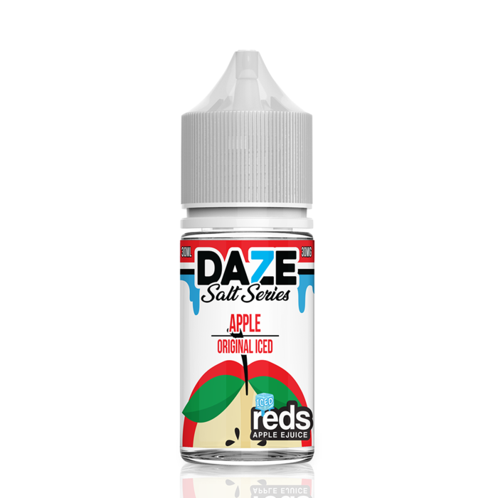 7 Daze Red's Salt on ICE 30 ml Bottle