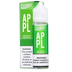 Chubby Bubble Vape 60 ml Bottle