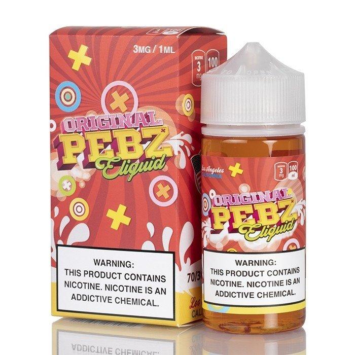 Drip Tribe Pebz 100 ml Bottle