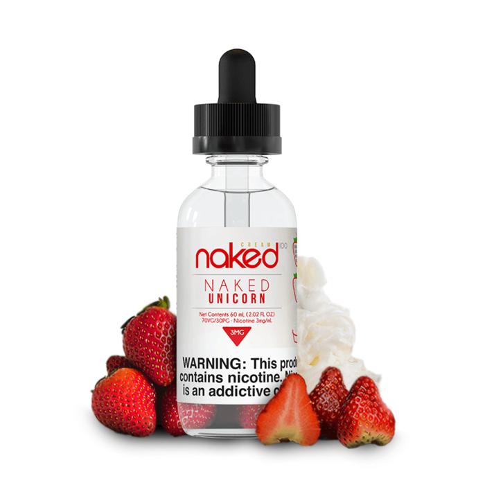 Naked 100 Cream 60 ml Bottle