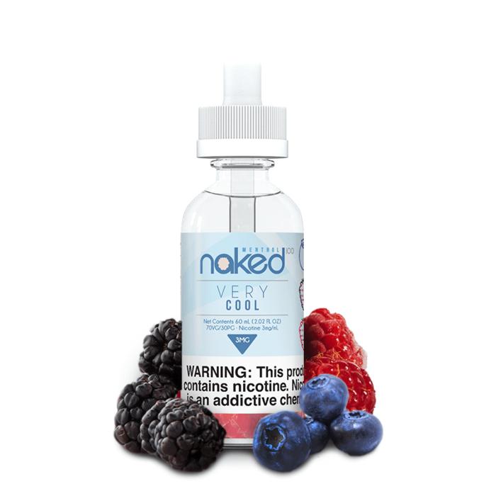 Naked 100 Menthol 60 ml Bottle