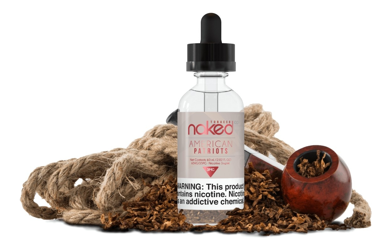 Naked 100 Candy/Fusion 60 ml Bottle - Pro Clouds Vapor