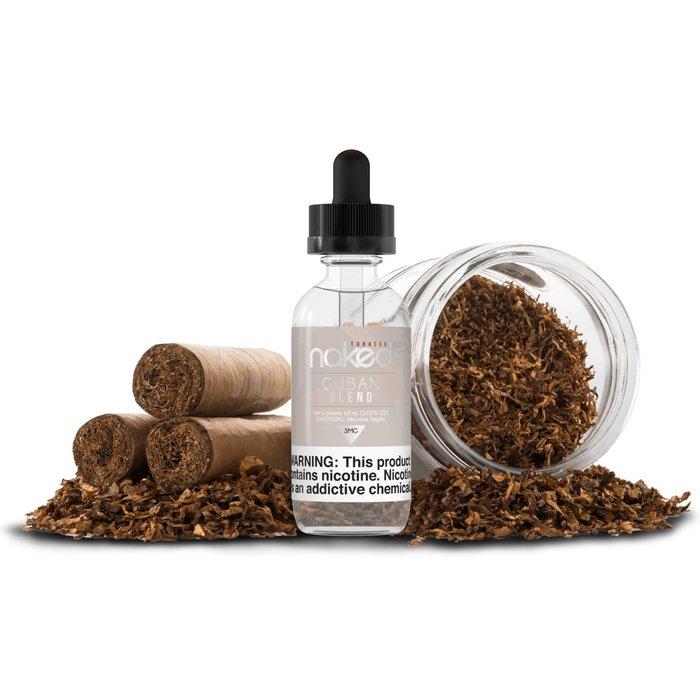 Naked 100 Tobacco 60 ml Bottle
