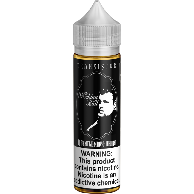 Transistor E-Juice Transistor E-Juice Abduction 60 ml Bottle