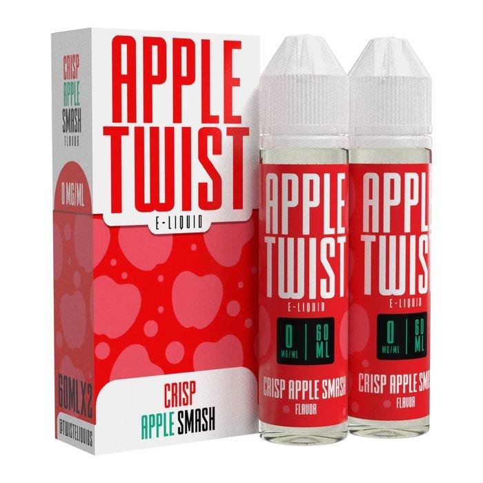 Apple Twist 120 ml Bottle [Discontinued]