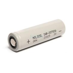 Molicel INR 20700A 35A 3000mAh Flat Top Battery