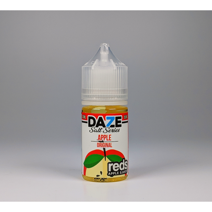 7 Daze Red's Salt 30 ml Bottle