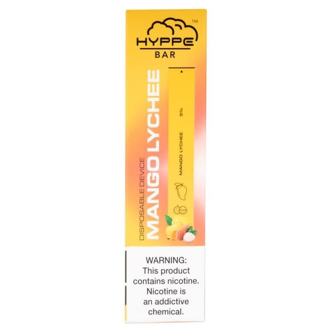 Hyppe Bar 5% Assorted 1.3 ml