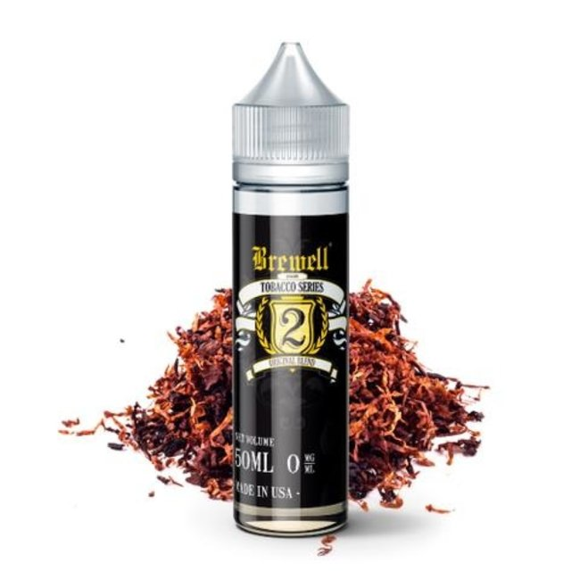 Brewell Brewell Tobacco Series Original 60ml