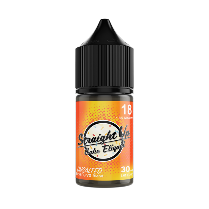 Straight Up Co E-Juice 30ml