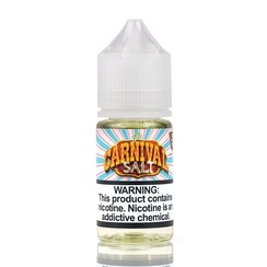 Carnival Juice Roll Upz Salt Nic 30 ml Bottle
