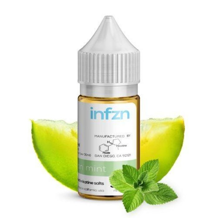 INFZN Salt Nicotine 30 ml Bottle