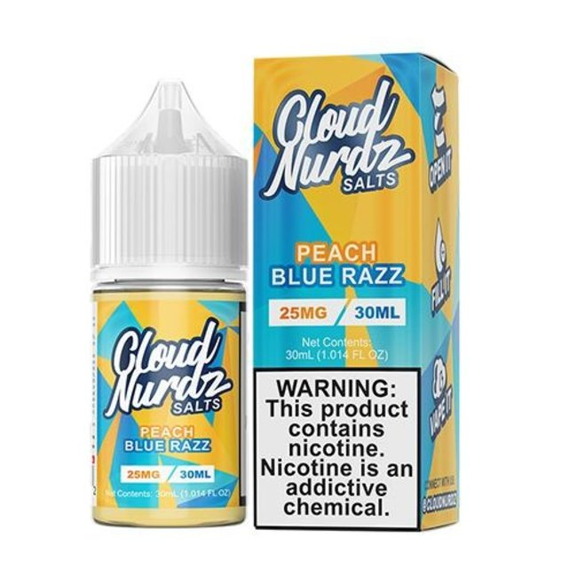 Cloud Nurdz Cloud Nurdz 30 ml Salt Nicotine