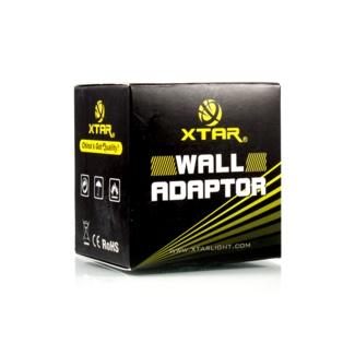 Xtar Xtar 5 Volt 2.1amp USB Wall Adapter Plug