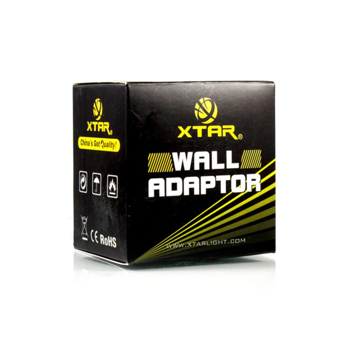 Xtar 5 Volt 2.1amp USB Wall Adapter Plug
