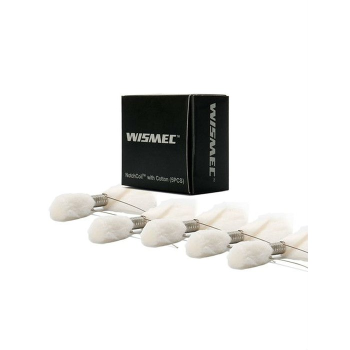 Wismec Notch 5 Pack Replacement Coils