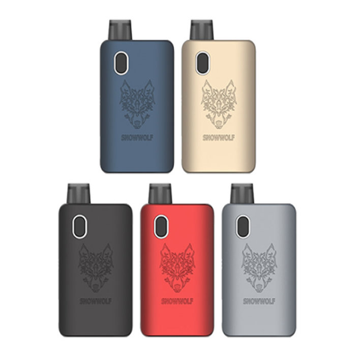 SnowWolf AFeng Pod Kit [Single 18650 not included]