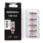 Artery LQC 5 Pack Replacement Coils