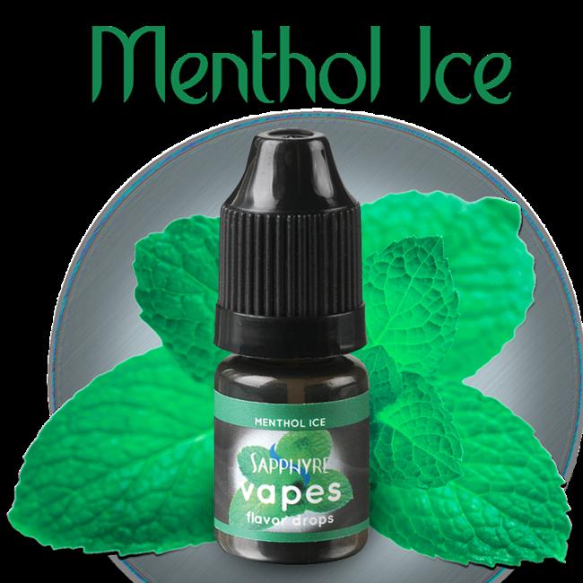 Sapphyre Sapphyre Drops Menthol Ice 5ml