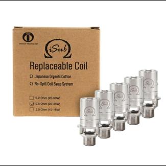 Innokin Innokin iSub 5 Pack Replacement Coils