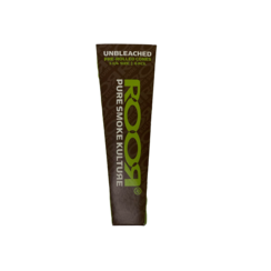 ROOR Unbleached Pre-Rolled King Size Cones 6 Pack